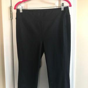 J Crew workout Capri pants.